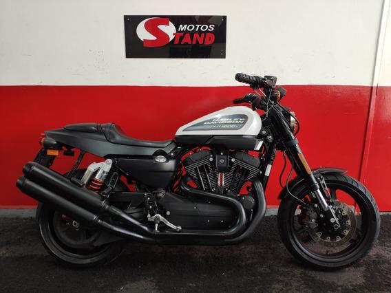 Harley Davidson Sportster Xr 1200 X 1200x 2011 Branca Branco