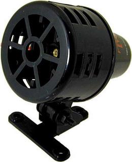 Sirene Rotativa Mecânica 12v 117db Tipo Viatura Alarme Etc