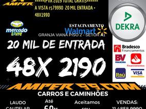 Iveco Daily 35s14 Com Baú - Baixo Km