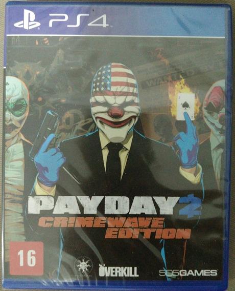 Payday 2 Ps4 Lacrado!!!