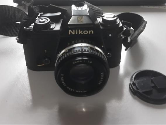 Câmera Fotográfica Nikon Lens Series E