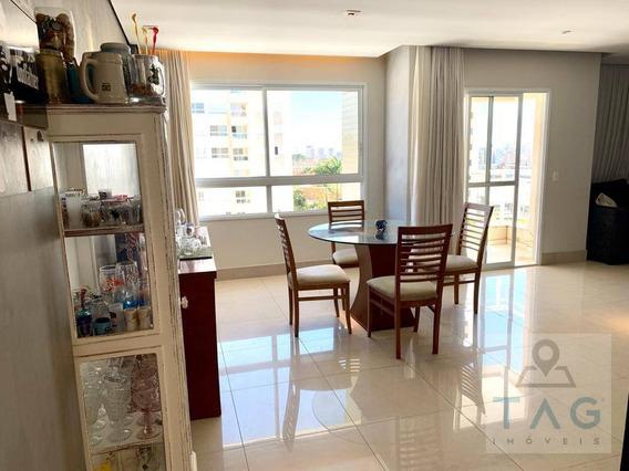 Apartamento À Venda Com 80 Metros Quadrados Na Vila Brandina Em Campinas - Sp. - Ap1305
