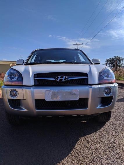 Hyundai Tucson Gls 2014/2015 2.0 2wd Flex 4p Automático