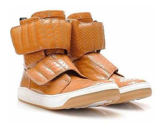 Tenis Hardacore Footwear Bota Academia Sneaker Juju Salimeni