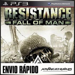 Resistance - Fall Of Man - Jogos Midia Digital Ps3 Psn