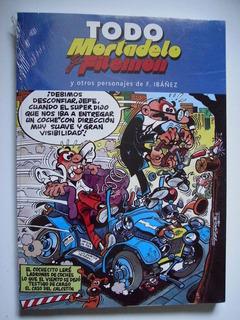 Todo Mortadelo Y Filemón - Vol. 30 Ibáñez - Nuevo Y Sellado