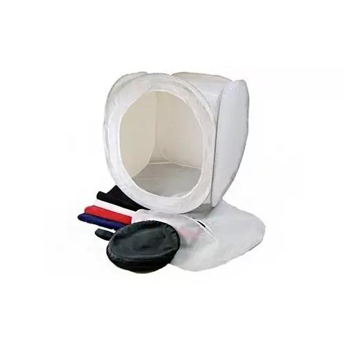Tenda Mini Estúdio Fotográfico Foto Still 60x60cm