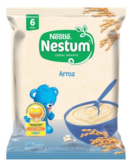 Cereal Infantil Nestum Arroz 225gr Bolsa