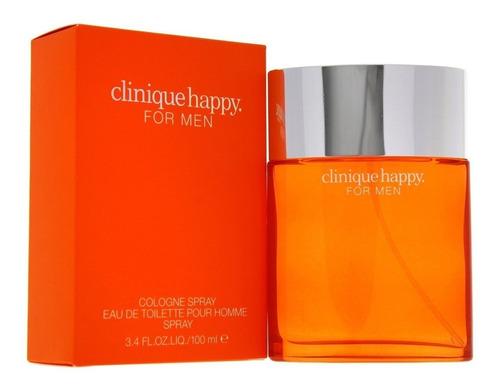 Perfume Clinique Happy 100ml Para Hombre Mil Esencias