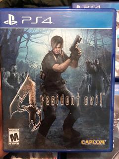 Resident Evil 7 Y Resident Evil 4