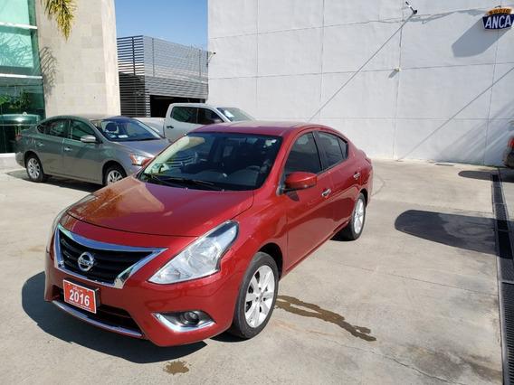 Nissan Versa Advance 2016