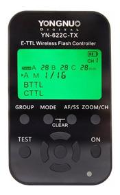 Yn622c Tx Youngnuo Radio Flash Para Canon Yn-622c Yn 622c