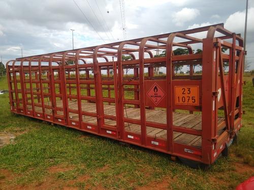Gaiola De Gás/09 Para Caminhão Truck