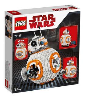Lego Star Wars Bb-8 75187 Kit De Construcción, Empaque Están