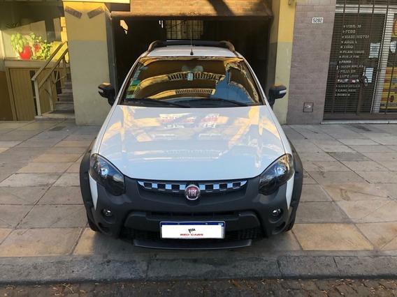 Fiat Strada Adventure Cd 1.6l Lokeed 2017