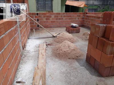 Cobertura Residencial À Venda, Vila Eldízia, Santo André. - Co3549