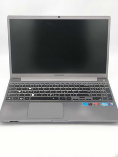 Laptop Samsung 15.6 Core I7 + 128gb Ssd,8 Gb Ram,radeon Hd