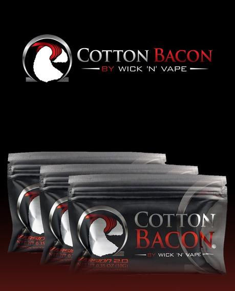 Algodón Orgánico Cotton Bacon 2.0 10gr Vapeo