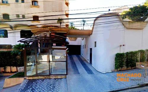 Apartamento À Venda, 143 M² Por R$ 636.000,00 - Vila Valparaíso - Santo André/sp - Ap0067