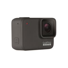 Câmera Gopro Hero 7 Silver À Prova Dágua 10mp 4k Wifi