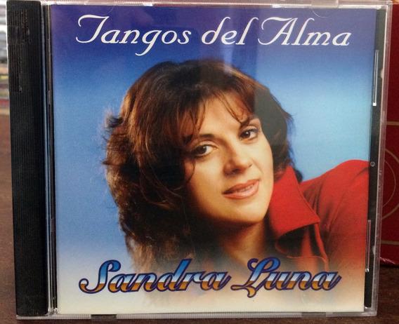 Sandra Luna - Tangos Del Alma Cd