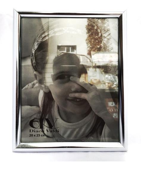 Portarretrato Color Blanco Y Plata 13 X 18 Cm - Sheshu Home