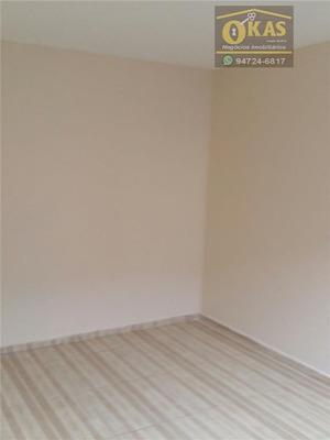 Apartamento Com 2 Dormitórios Para Alugar, 47 M² Por R$ 650/mês - Jundiapeba - Mogi Das Cruzes/sp - Ap0085