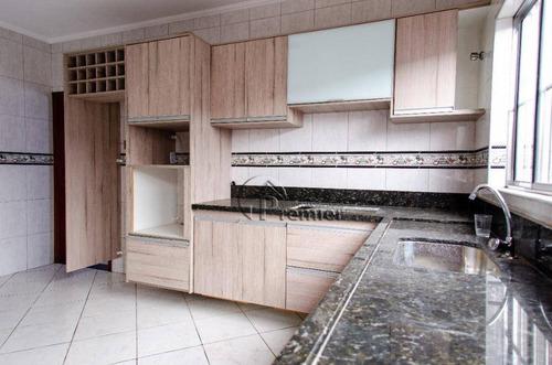Imagem 1 de 11 de Casa Com 4 Dormitórios À Venda, 131 M² Por R$ 520.000,00 - Jardim Bom Princípio - Indaiatuba/sp - Ca1745