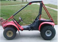 Honda Odysey Arenero Gy6-150