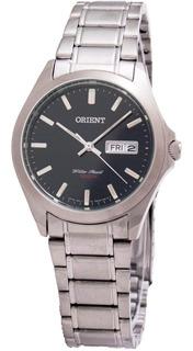 Reloj Hombre Clasico Orient Sumergible 100m Fug0q004b