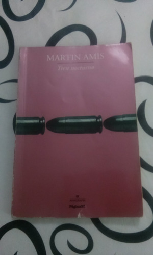Tren Nocturno De Martin Amis
