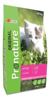 Pronature Alimento Gato Cachorro 2.27 Kg Pollo Importado