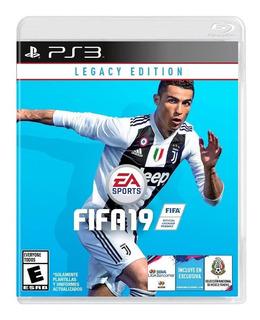 Fifa 19 Digital Ps3 Disponibilidad Inmediata!!!