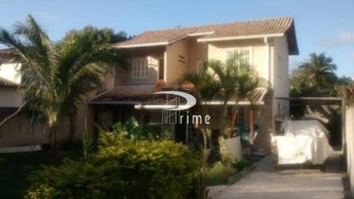 Casa Com 3 Dormitórios À Venda, 160 M² Por R$ 650.000,00 - Itaipu - Niterói/rj - Ca0649