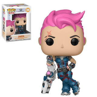 Figura Funko Pop Games Overwatch - Zarya 306