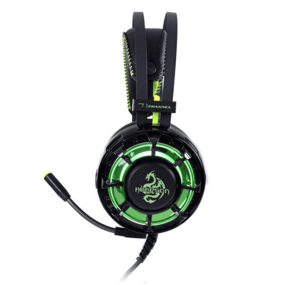 Headset Gamer Champion Hoopson Zh17 7.1