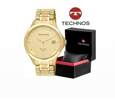 Relógio Technos Classic Steel