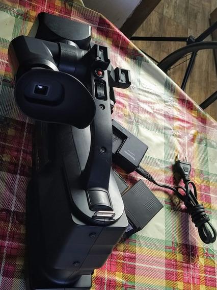 Filmadora Panasonic Ag - Ac7 Perfeita