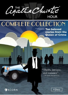 Dvd : Agatha Christie Hour: The Complete Collection