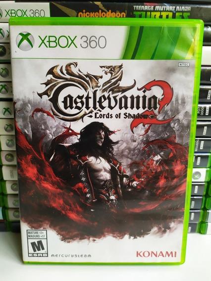 Castlevania Lords Of Shadow 2 - Xbox 360 - Original