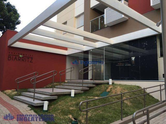 Apartamento À Venda, 63 M² Por R$ 329.000,00 - Vila Ipiranga - Londrina/pr - Ap0297