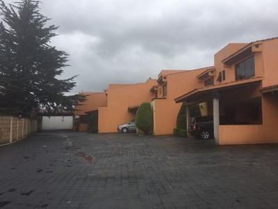 Hermosa Casa En Renta En Cuajimalpa