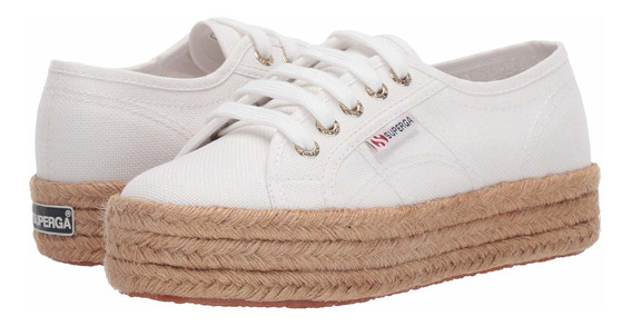 Tenis Mujer Casual Superga 2730 Cotropew D-7160