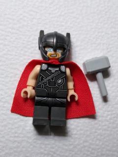 Lego Original Marvel Thor Del Set 76084 Condición 10/10