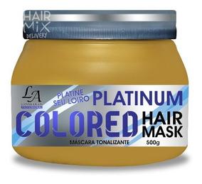 5 Máscaras Platinum La