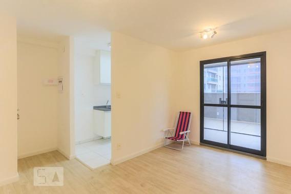 Apartamento No 1º Andar Com 2 Dormitórios E 1 Garagem - Id: 892955869 - 255869