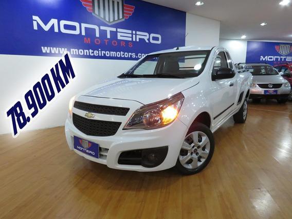 Chevrolet Montana 1.4 Ls Cs Flex Completona C/ Ar Digital