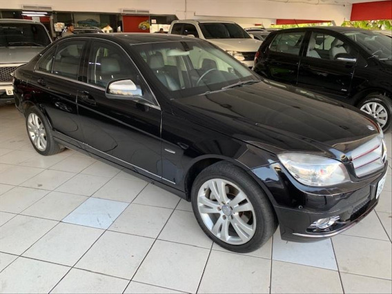 Mercedes-benz C 280 3.0 Avantgarde V6 Gasolina Automatico