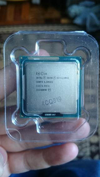 Processador Xeon E3 1230 V2 Lga 1155