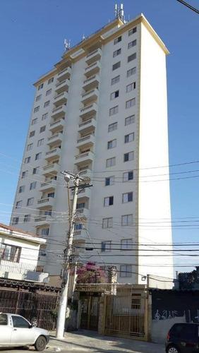 Imagem 1 de 24 de Apartamento Com 3 Dormitórios À Venda, 89 M² Por R$ 635.000,00 - Tatuapé - São Paulo/sp - Ap3039